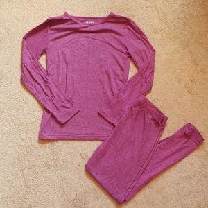 32 Degrees Girls' Heat Base Layer Set